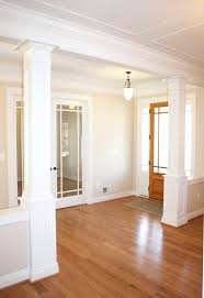 half wall with columns half wall with column traditional dc metro with gold armed wall sconces