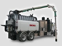 Hydro Excavator Truck Vacall Hydro Excavators Provide Precise Alternative To Other