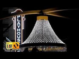 around cleveland chandelier lights up social media in cle