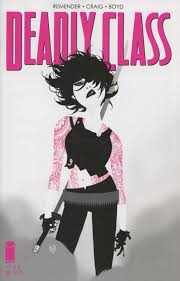 deadly-class-22-variant-wesley-craig   Therapy in Comics