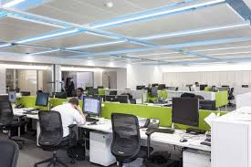 cool office lighting. Said Dominic Meyrick, Partner And Head Of Hoare Lea Lighting. Cool Offices:  Cool Office Lighting F