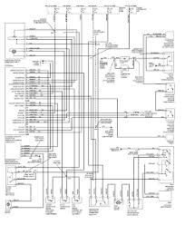1997 ford wiring diagrams wiring diagrams and schematics 1997 ford explorer trailer wiring diagram lights
