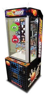 Video Game Vending Machines Fascinating Team Play's Prize Hoops Conversion Kit Updates Legacy Stacker Games