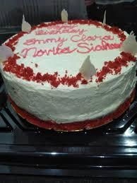 Jual Old Fashioned Cinnamon Red Velvet Cake Ultah Medan Kota Medan