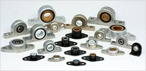 mounted bearings. mounted bearings provide a simple means of supporting shaft perpendicular or parallel to the mounting surface, and are convenient easily replaceable. d