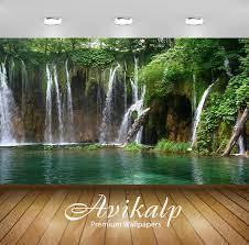 Avikalp Awi1666 Waterfall HD 3D ...