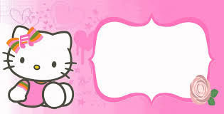Printable Hello Kitty Invitations Personalized Free Printable Invitations For Birthday Party Invitation
