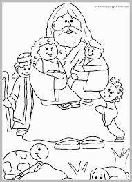 Christian Coloring Pages For Kids New Free Printable Bible Coloring