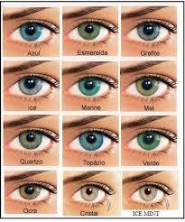 Solotica Natural Colors Anual Jolenschile Colored Eye
