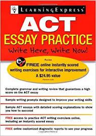 act essay practice com books act essay practice