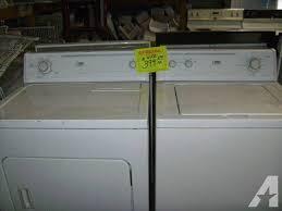 whirlpool dryer warranty. Wonderful Warranty WHIRLPOOL WASHER U0026 DRYER  WORKS GREAT  In Whirlpool Dryer Warranty H