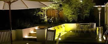 garden lighting design london garden