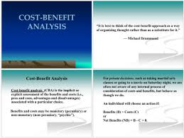 Cost Analysis Example Cost Benefit Analysis Examples For Excel Ppt And Pdf