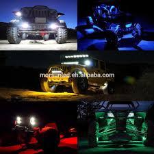 Car Body Lights Morsun Led Rock Lights Wireless Rgb Color Changing Car Under Body Lighting 4pcs Kit Buy High Quality Rgb Led Rock Lights Rgb Led Rock Lights Rgb