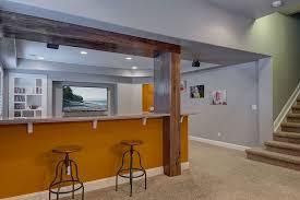 basement home theater. Wonderful Home Basement Home Theater Knee Wall Inside Basement Home Theater