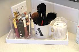 Makeup Storage Ideas For More Organized And Good Looking Storage Within How  To Organize The Makeup In Batrhoom How To Organize The Makeup In Bathroom
