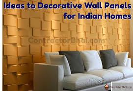 contractorbhai ideas to decorative wall panels