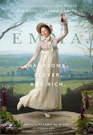 POSTER: Emma (Mia Goth is Harriet Smith) in 2020 | Emma movie, Emma  woodhouse, Free movies online