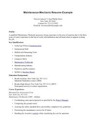 Resume For Highschool Students With No Work Experience