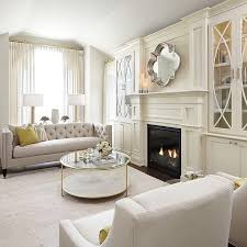 wonderful fireplace built in cabinets ideas fireplace with built ins on one side