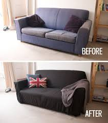 how to make furniture covers. Contemporary Make How To Cover Sofa Rectangular Shaped Blue Black Coloured Soft  Comfortable Modern Stylish Furniture Two Seaters In Make Covers O