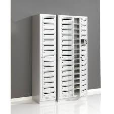 floor mounted post lockers