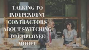 Differences Employee Independent Contractor Fascinating Talking To ICs About Switching To Employee Model The Group