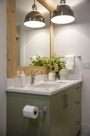 contemporary vintage bathroom lighting hanging style