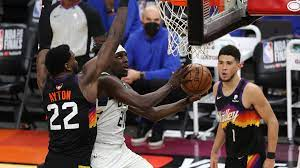 NBA Finals: Key stretch of Suns-Bucks ...