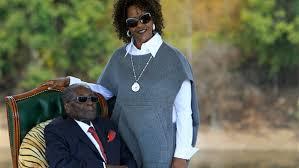 زيمبابوي - زوجة الرئيس السابق جريس موجابي تواجه الاعتقال