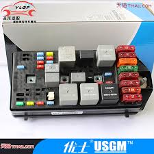 china automotive fuse box, china automotive fuse box shopping guide automotive fuse box ushi buick regal 2 0 fuse box assembly parts automotive relay box junction box assembly