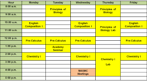 How Scheduling Classes In College Is A Struggle