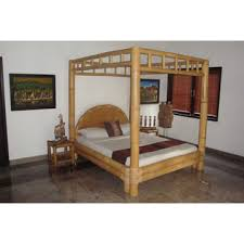 bamboo poster bed. Unique Bed Inside Bamboo Poster Bed O