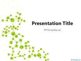 Science Powerpoint Template Free Science Ppt Template Clairemoore Info