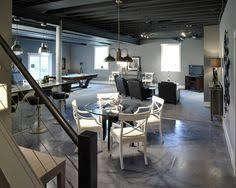 unfinished basement ideas. Semi-finished Basement Unfinished Ideas M