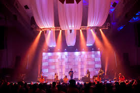 church lighting ideas. Draping Love It! Church Lighting Ideas