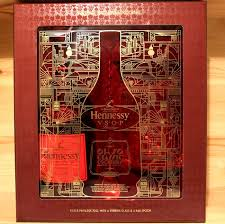 hennessy vsop privilege oh so clic ls gift set 70cl