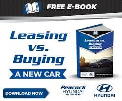 Lease Vs Buy A New Car Buying Vs Leasing At Hilton Head Hyundai Near Ridgeland Beaufort