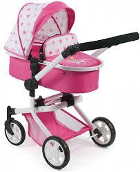 <b>Коляска</b> 2в1 для <b>кукол Bayer</b> Chic Mika Pony & Princess Германия ...