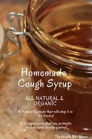 a natural organic homemade cough syrup that can stop a cough in it s tracks a
