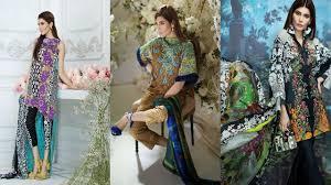 Sana Safinaz Signature Collection 2017 - 2018 - YouTube