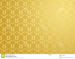 Gold Damask Background Damask Background Gold Stock Illustration Illustration Of