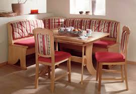 breakfast nook seat cushions the fair kitchen helenstreat