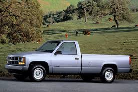 1990-98 Chevrolet C/K Pickup | Consumer Guide Auto