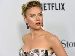 Scarlett Johansson says she was ...