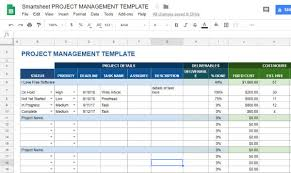 5 Free Project Management Templates For Google Sheets