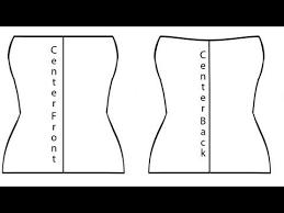 Tube Top Pattern