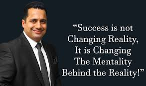 Vivek Bindra Quotes That Will Help Bounce Back Your Goals