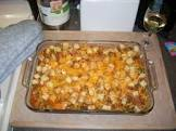 acadian beef casserole
