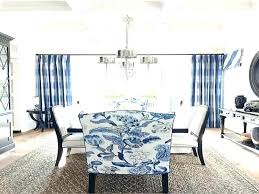 Dark Blue Dining Room Living Chair Navy Rug